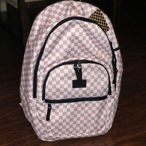 Vans Motiveatee Pink Backpack